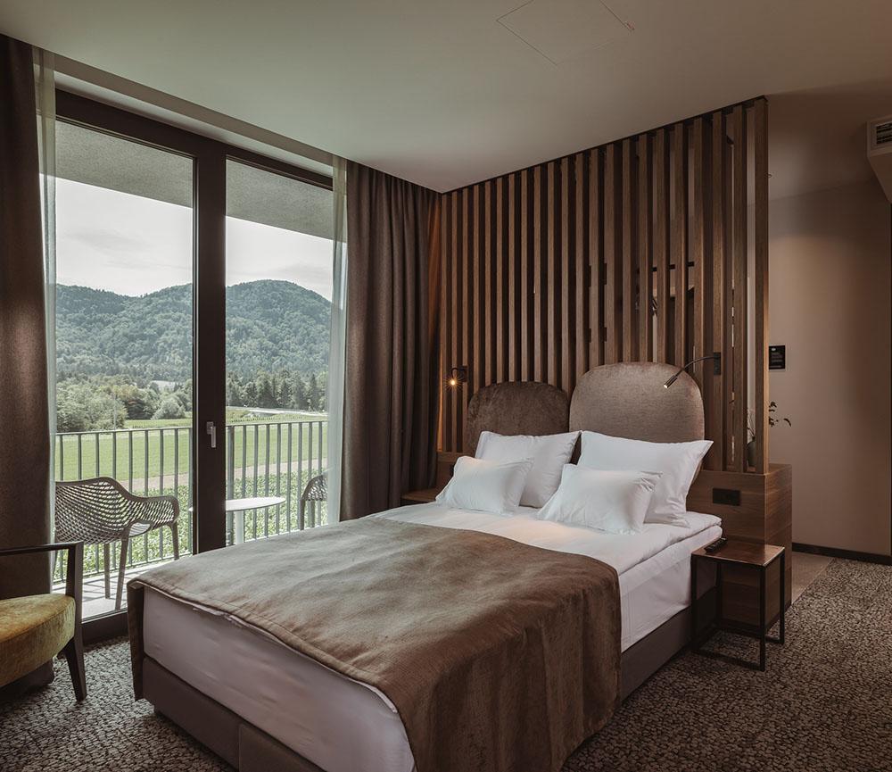 Hotel Grof, soba Deluxe